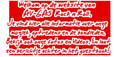 AV-GAS Rock & Roll